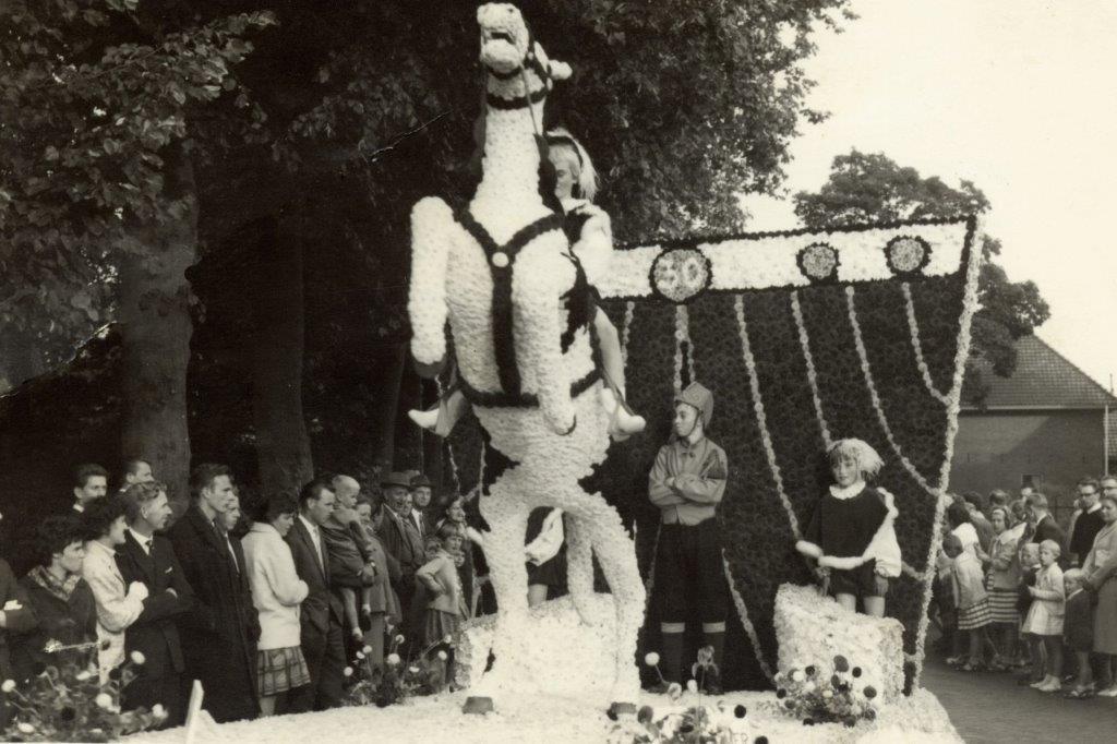Bloemencorso 1962