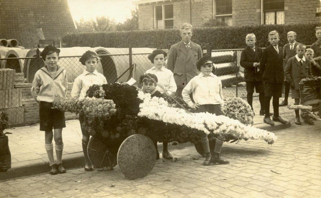 Bloemencorso 1933